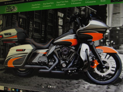 2016 Harley-Davidson Road Glide ULTRA FLTRU  - BX Custom Design